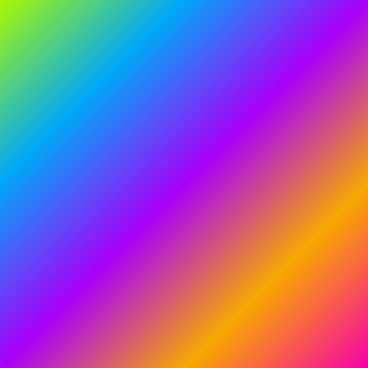 gradasi warna yang bagus