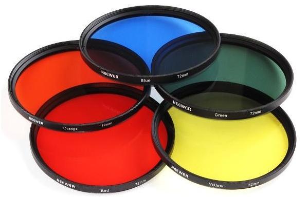 jenis jenis filter lensa kamera