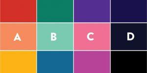 mana favoritmu 5 gradasi warna ini ungkap kepribadianmu lho