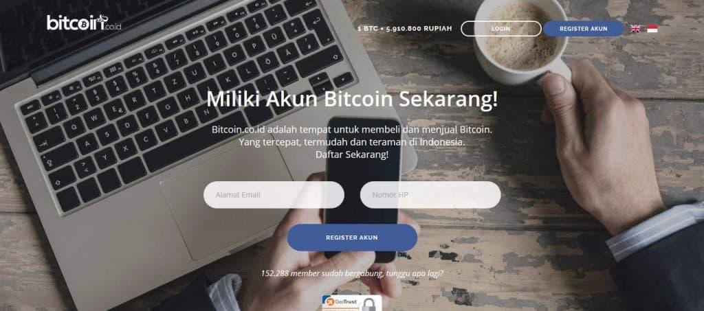 Cara Daftar Bitcoin Dengan Aman