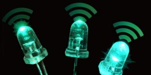 Fi - Internet Wireless Melalui Cahaya