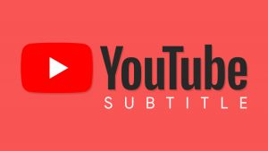 Download Subtitle Youtube
