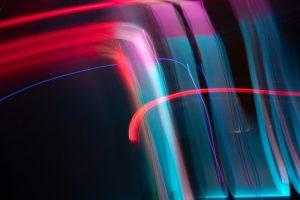 Teknik Fotografi Light Painting Menggunakan HP Android